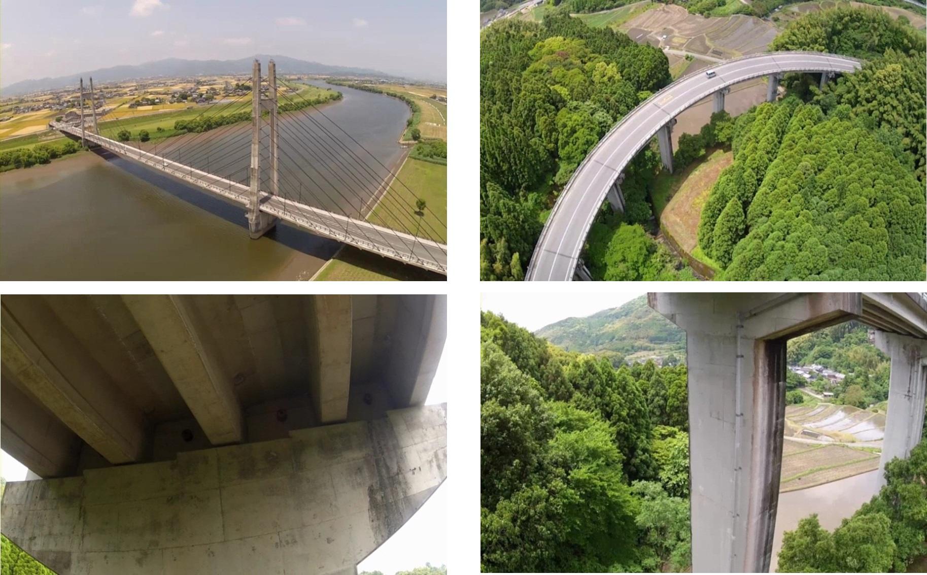 橋梁撮影写真