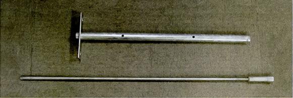 グラウチングボルトと拡径ロッド